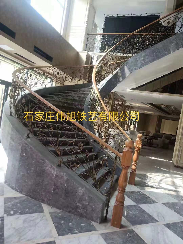 河北铁艺楼梯厂家