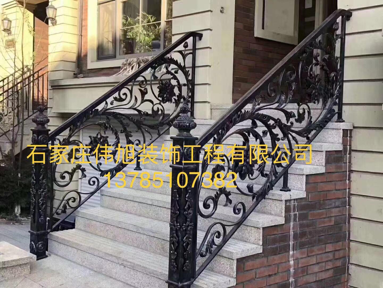 铁艺楼梯制作